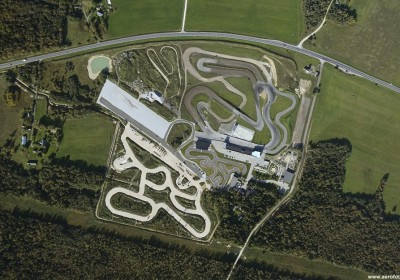Largest race track in Baltics