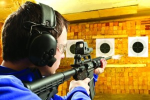 Have your own hero moment with the best of classics in the world of shooting. A vast selection of popular firearms, both big and small are waiting for you.