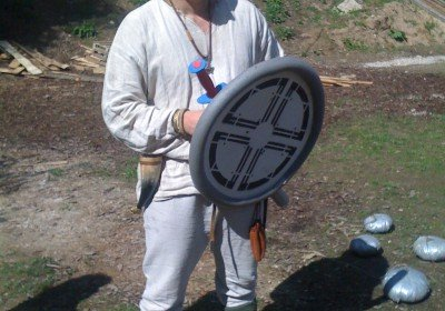 The Viking village host