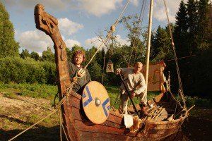 Step back in time and get a feeling of what life was like during the 11th century Viking Age in Estonia.