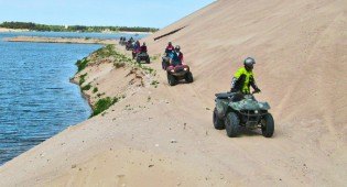 Quad bike safari near Tallinn a perfect way to relax and spend time with your friends, family or colleagues on a weekend trip to Tallinn or after a hard day at work. Just a 20-minute drive from Tallinn, the track runs through naturally beautiful landscapes or pine forest and sand dunes. We provide the comfort […]