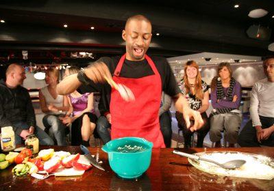 Dancing Chef